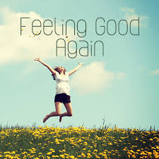 feeling good image