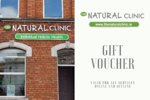 Gift Voucher for The Natural Clinic